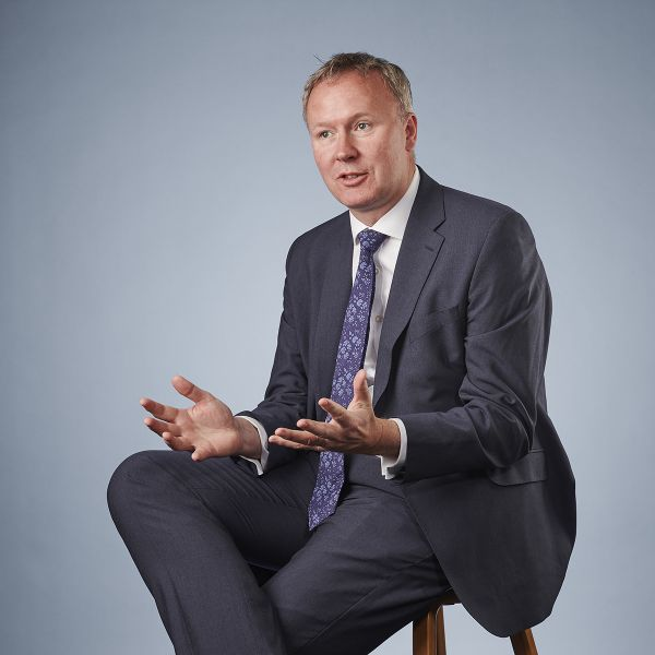 Richard Rennie, Partner