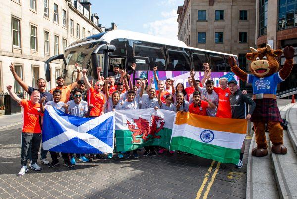 street soccer Scotland