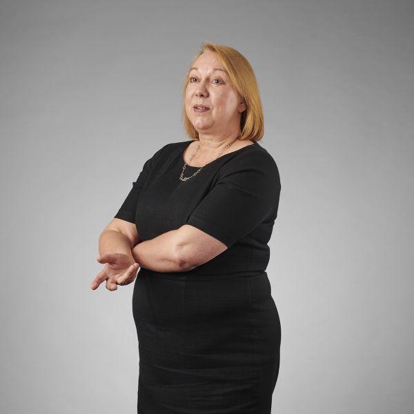 Deborah Adam, pensions lawyer