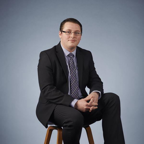 Scott McGeachy, Senior Solicitor