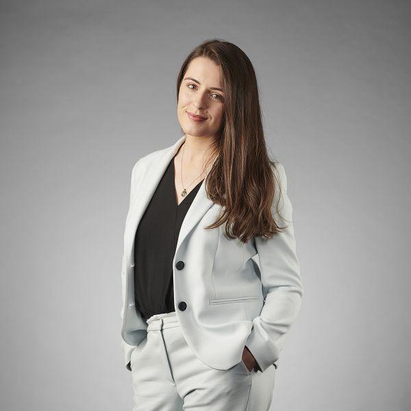Pauline McCulloch, Senior Associate