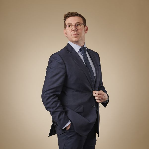 Andrew Christie, funds lawyer