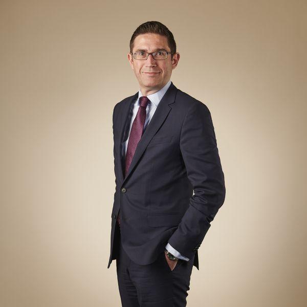 Gavin Paton, Partner
